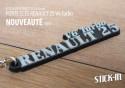 Soft PVC Keychain Renault 25 V6 Turbo R25