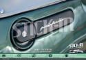 Autocollants Peugeot 205 Pininfarina Monogrammes Custodes Cabriolet Roland Garros