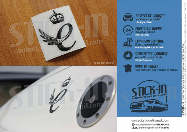 Lotus Elise Exige Queen's Award E Enterprise Stickers 111S R CUP S2