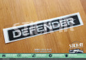 Stickers Land Rover DEFENDER 90 110 Front bonnet Badge
