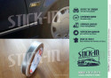 Filets Adhésif Renault 19 16S R19 Phase 1 Liserets Bandes Latérales Autocollant Stickers 3/5 Portes Cabriolet